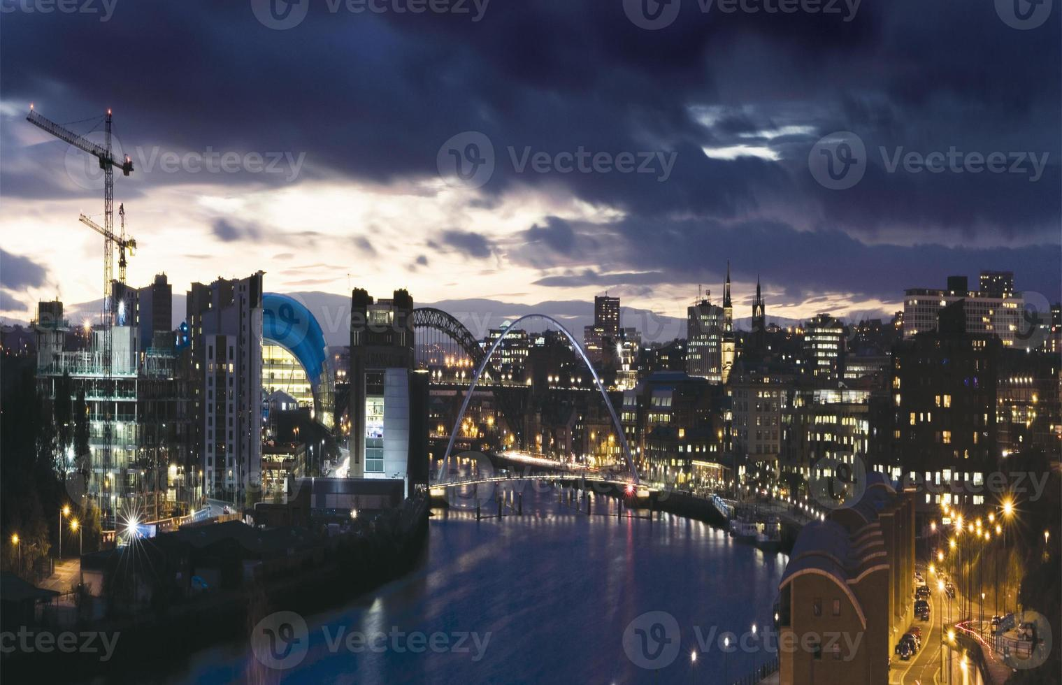 Tyne River foto