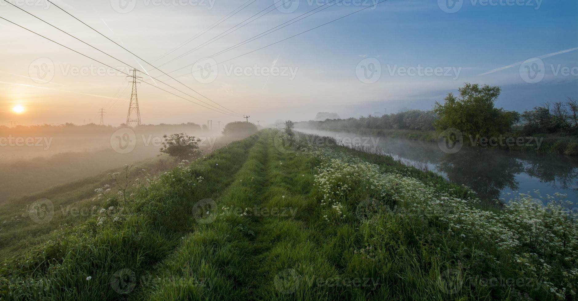 río de la mañana 2 foto