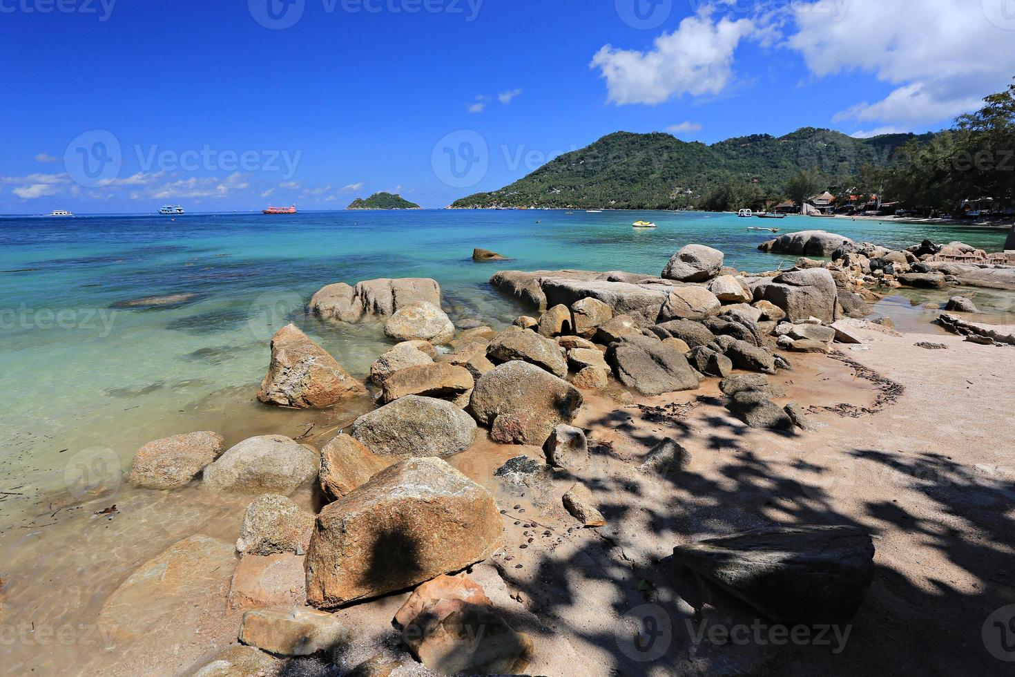 isla de koh tao foto