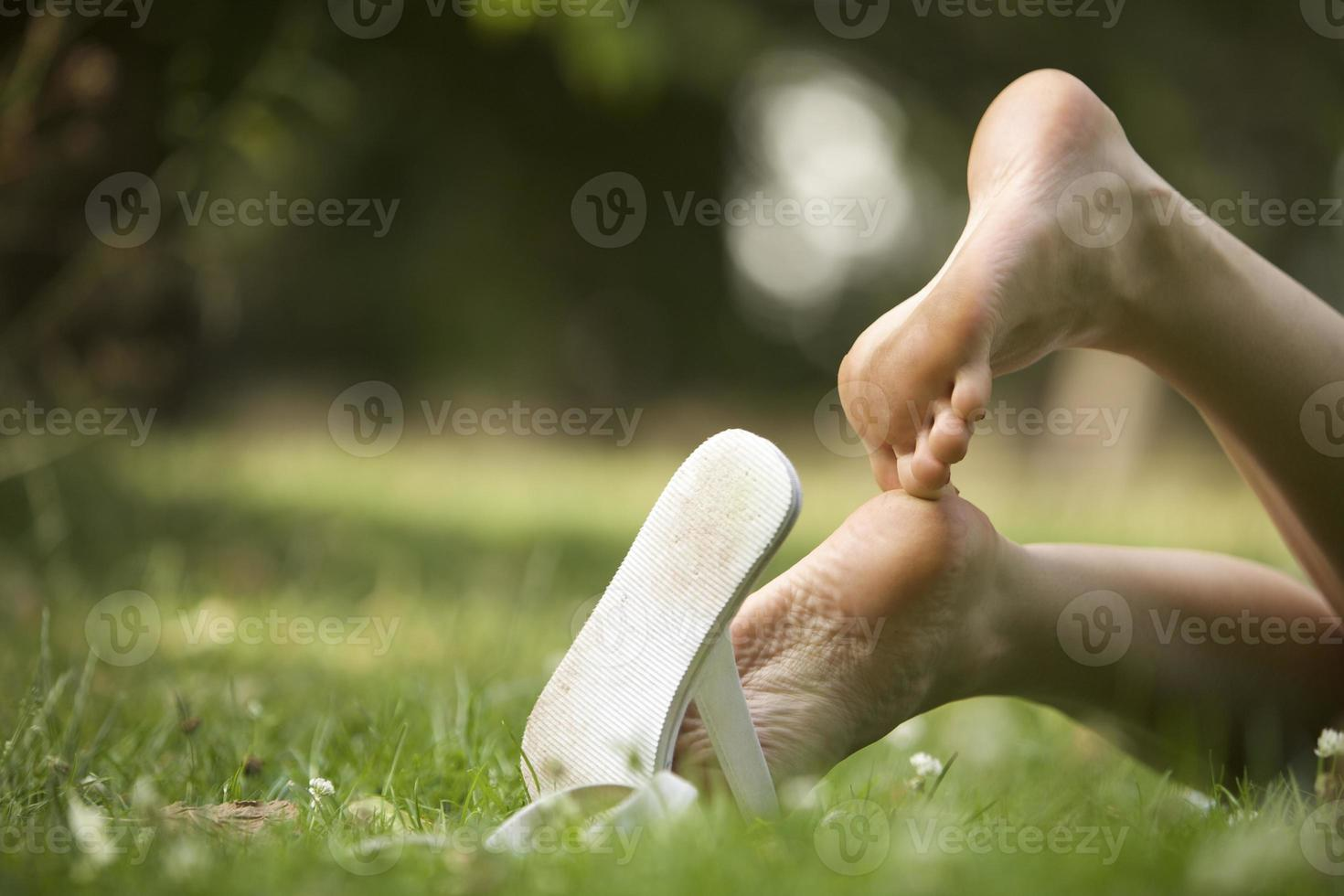Summer relax photo