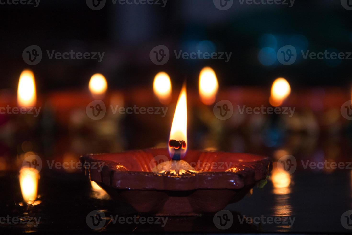Diwali Diya photo