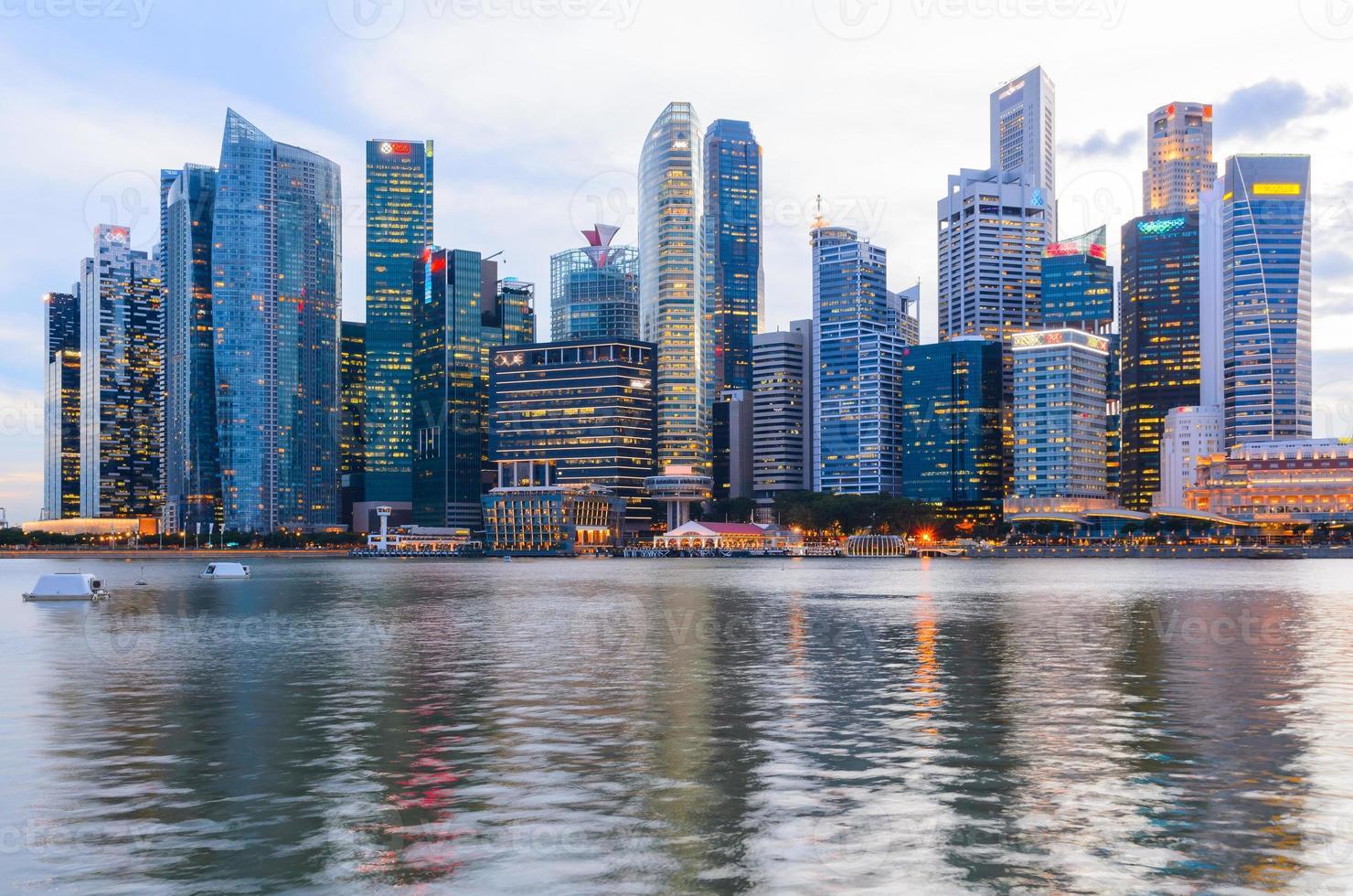 centro de singapur foto