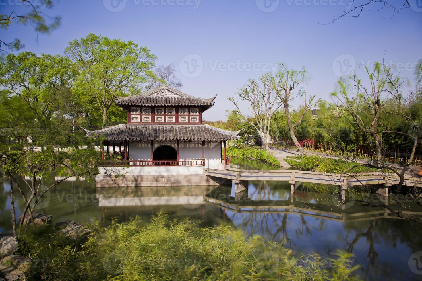 china, suzhou, el humilde jardín del administrador foto
