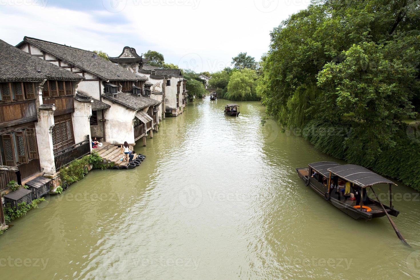 Wuzhen, China photo