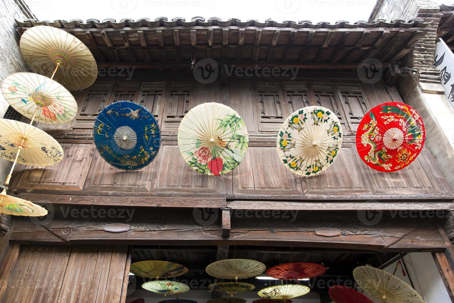 wuzhen, china foto