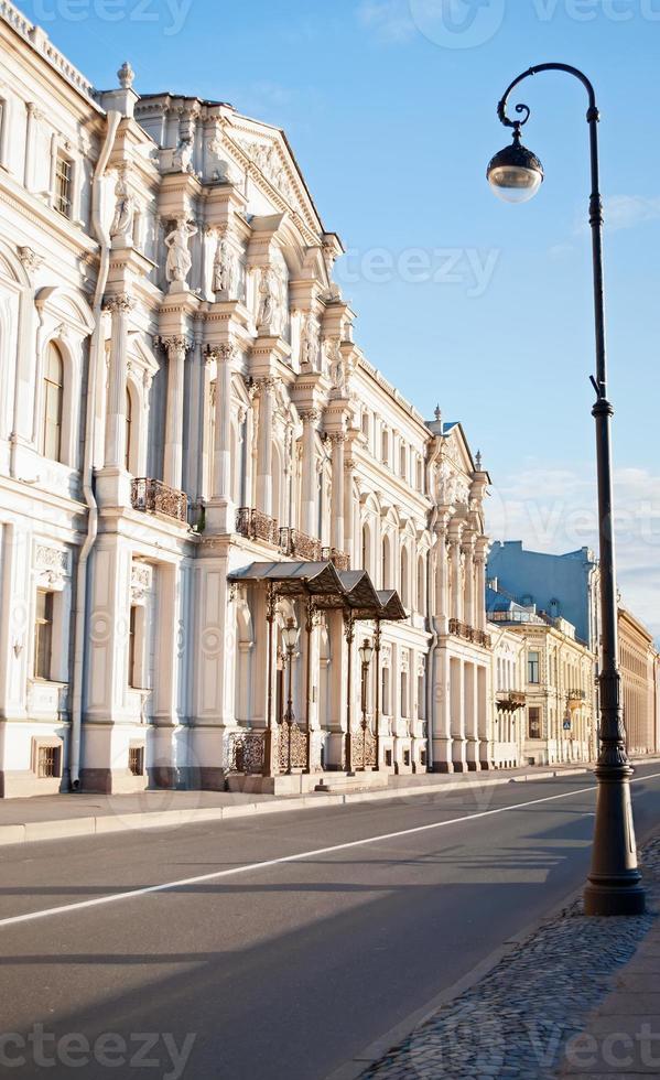 city view  in Saint Petersburg, Russia photo