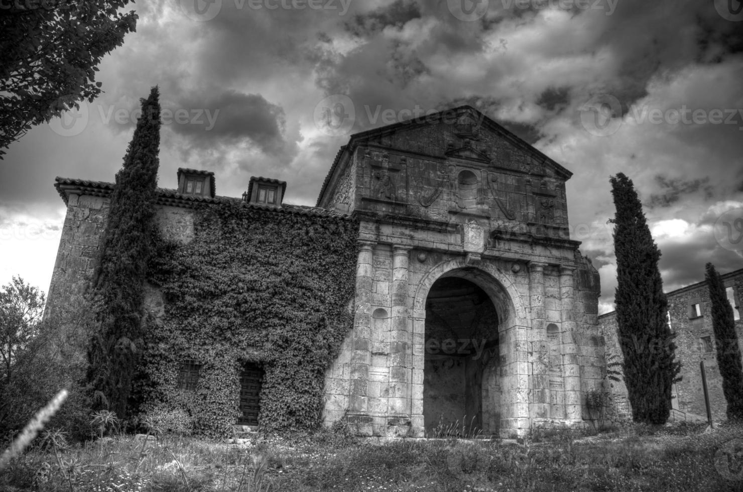 monasterio de monsalud foto