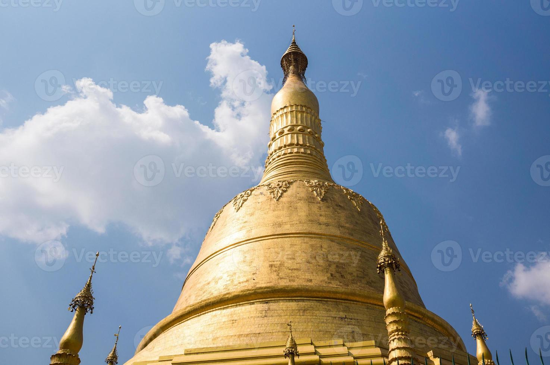 Shwemawdaw Pagoda in Bago Myanmar photo