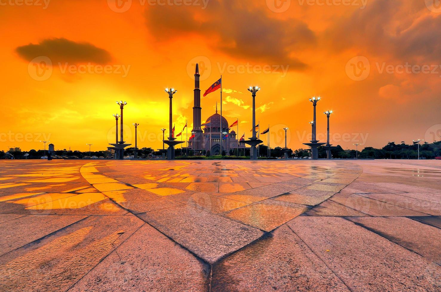 Putra Mosque photo
