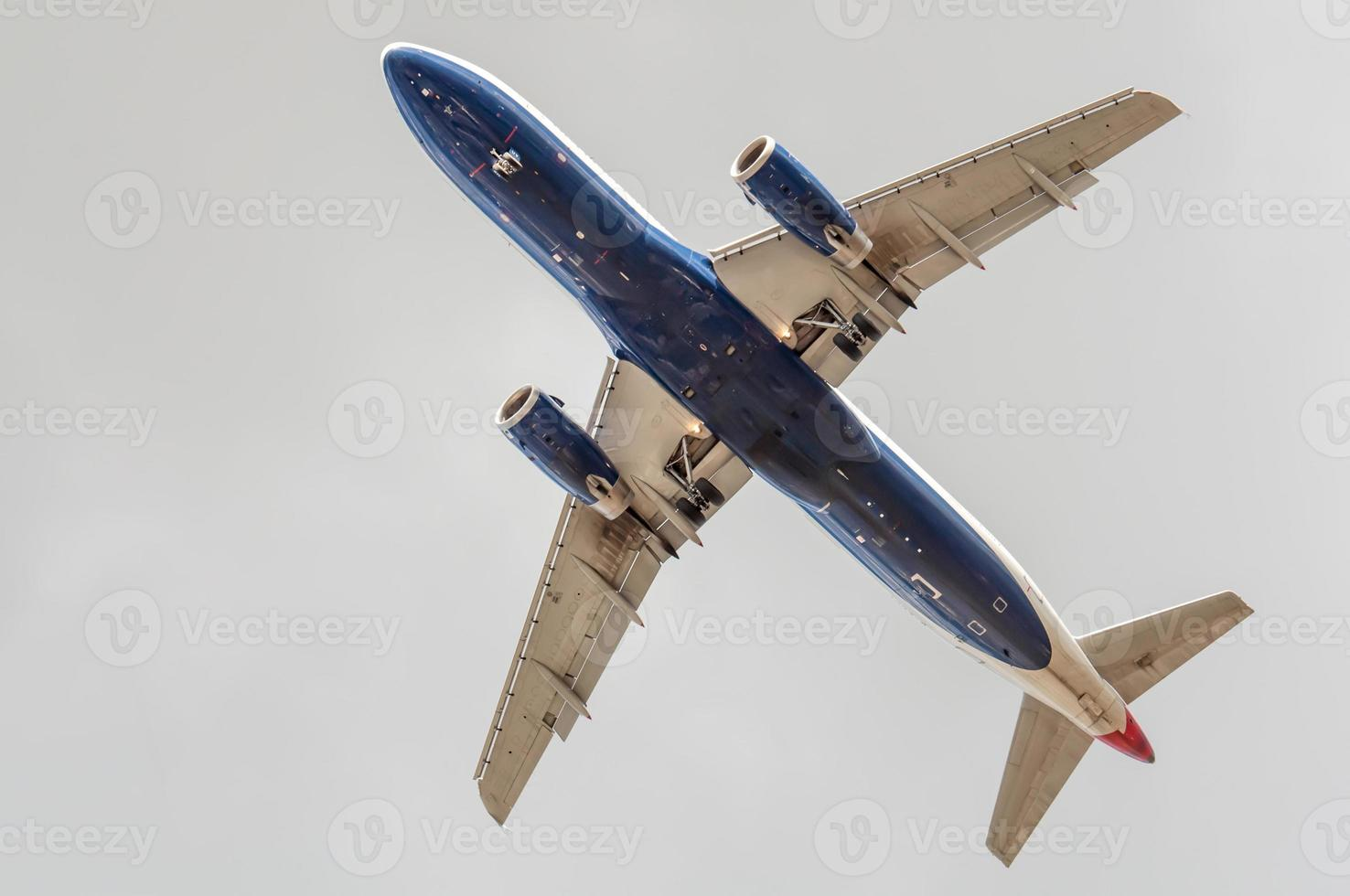 Big airplane in the sky - Passenger Airliner photo