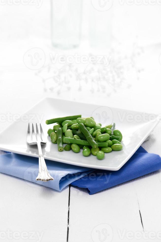 Edamane Bean Salad photo
