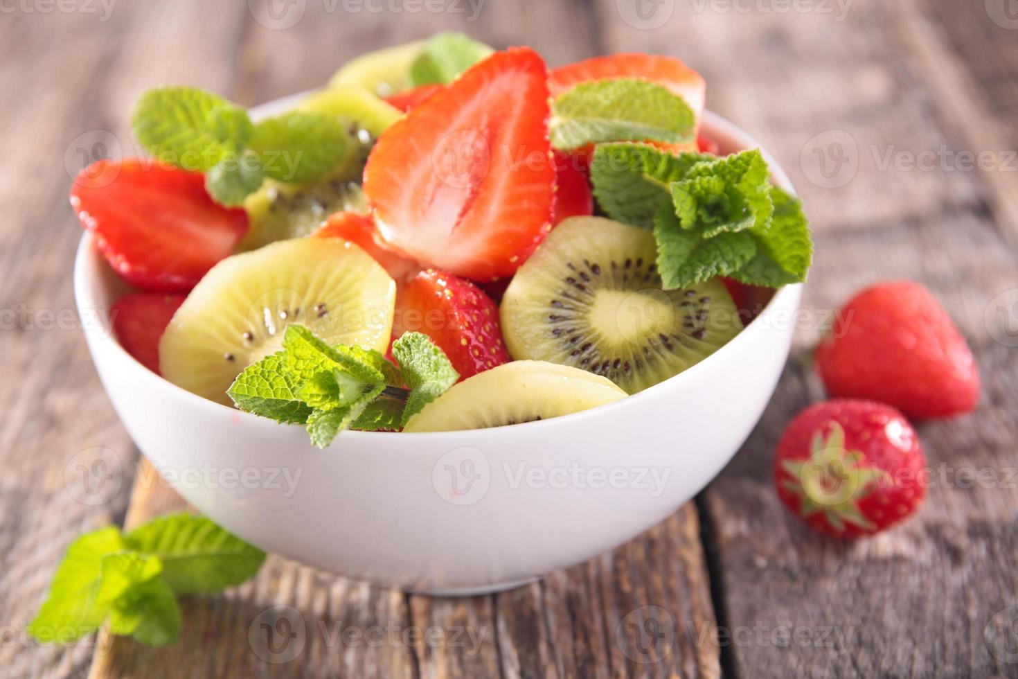 fruit salad photo