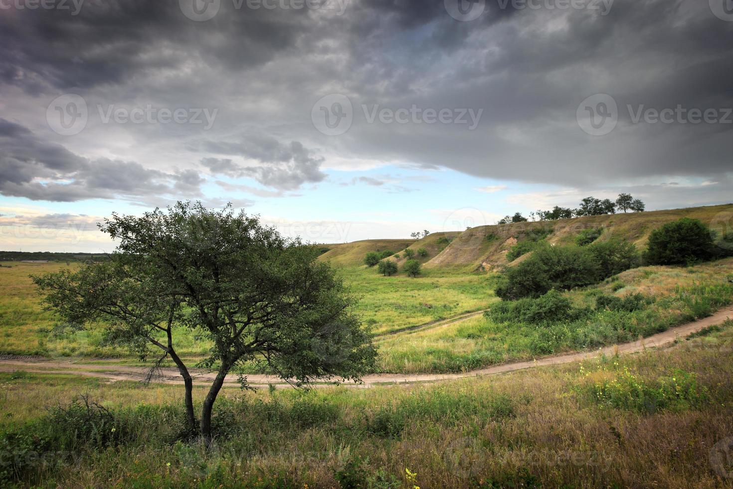 paisaje foto