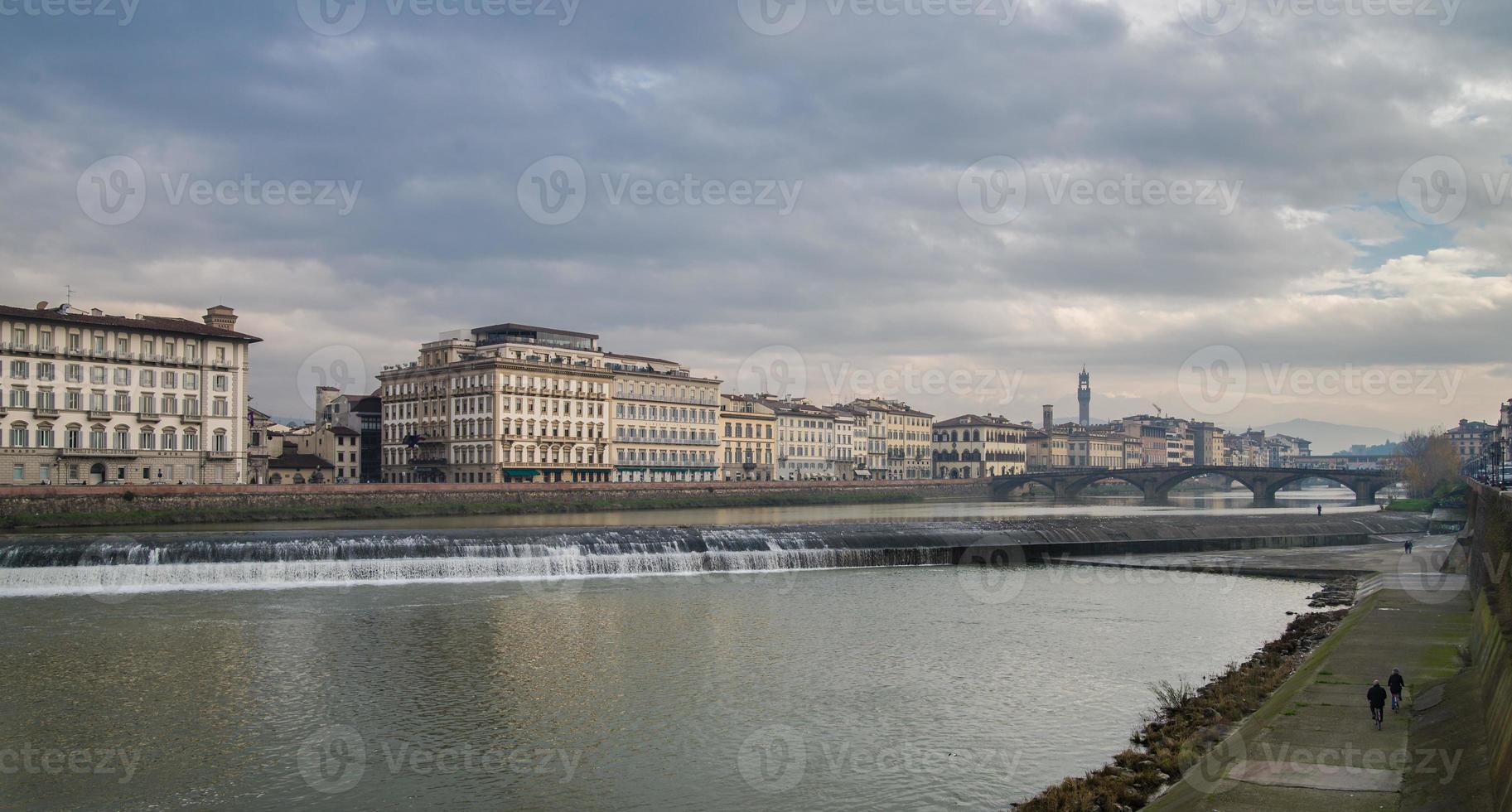 Landscape of Florence photo