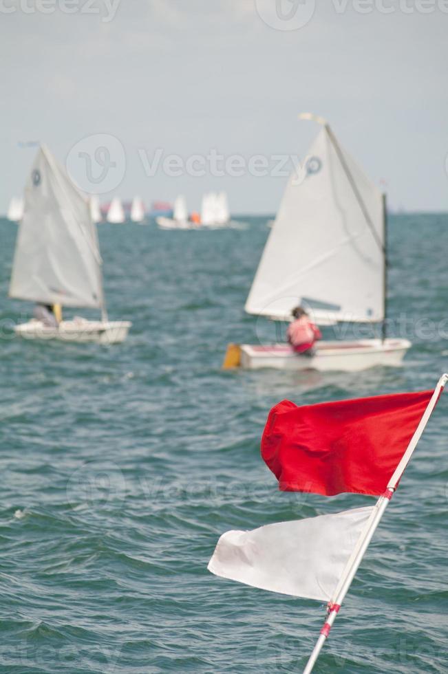 Optimist Sail photo
