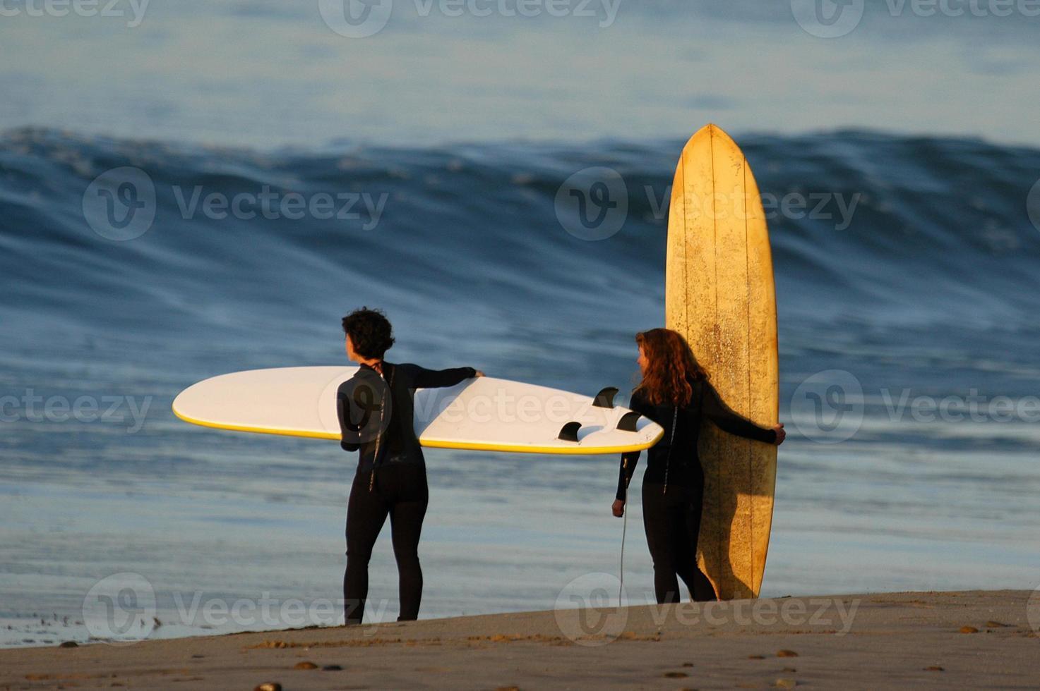 chicas surfistas de california foto
