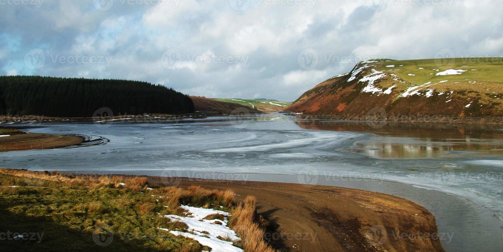 Winter Landscape 008 photo