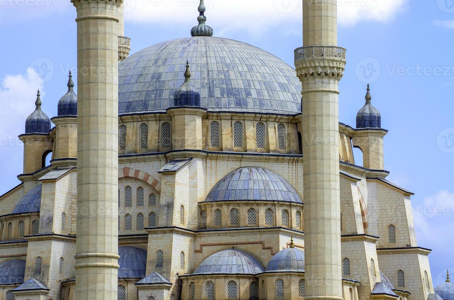 Big,Central Mosque ,Adana,Turkey photo