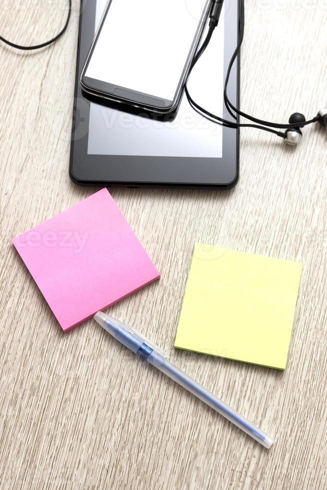 Simple workspace photo