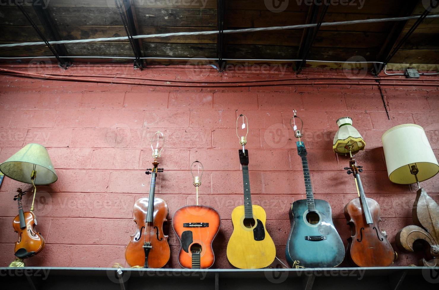 guitars photo