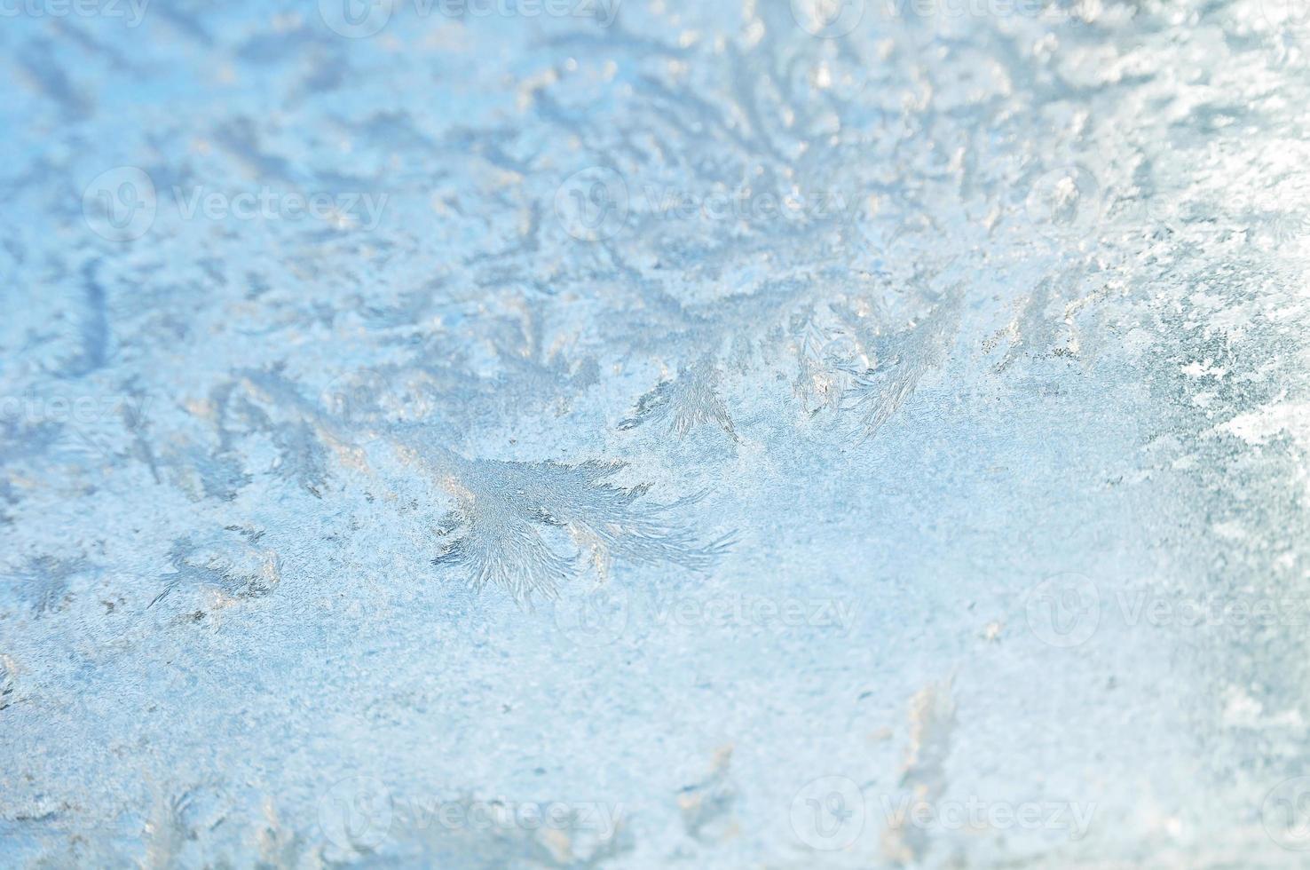 detalle de invierno foto