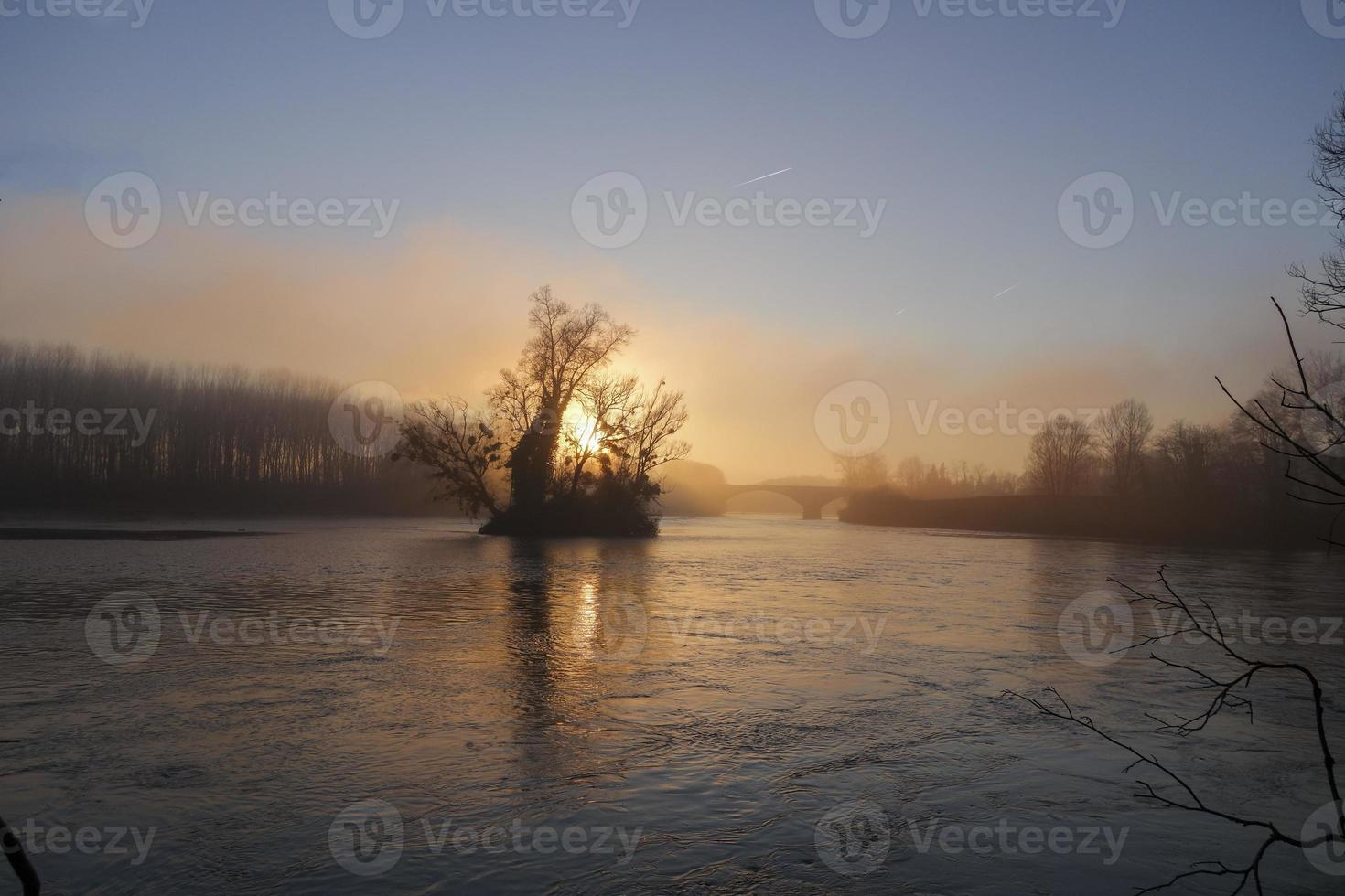 The Bugey in winter photo
