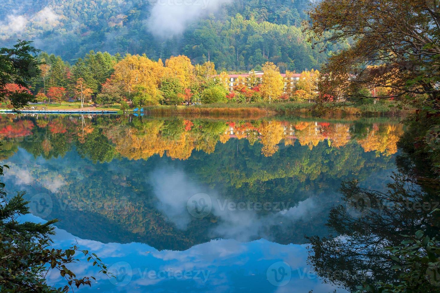 Yunoko Lake photo