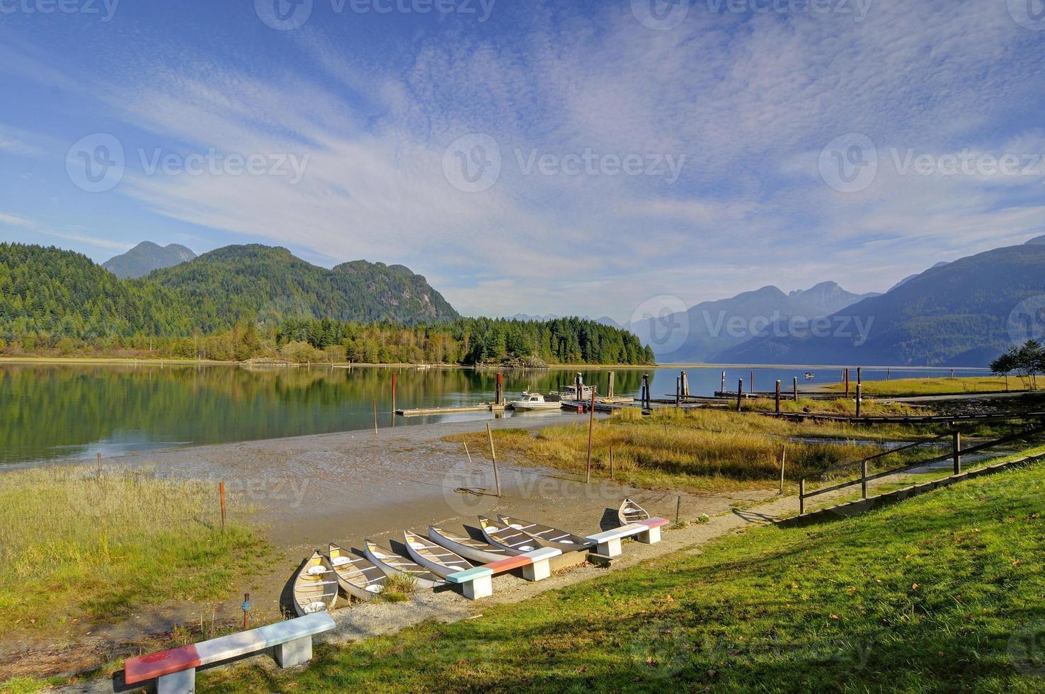 Pitt Lake photo