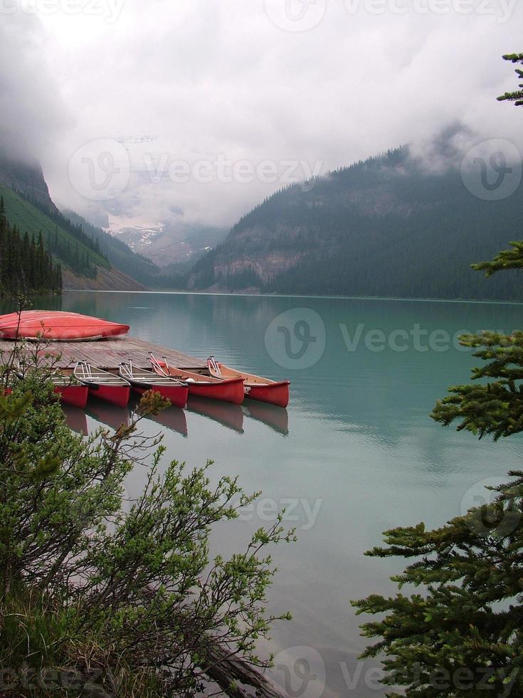 lago Louise foto