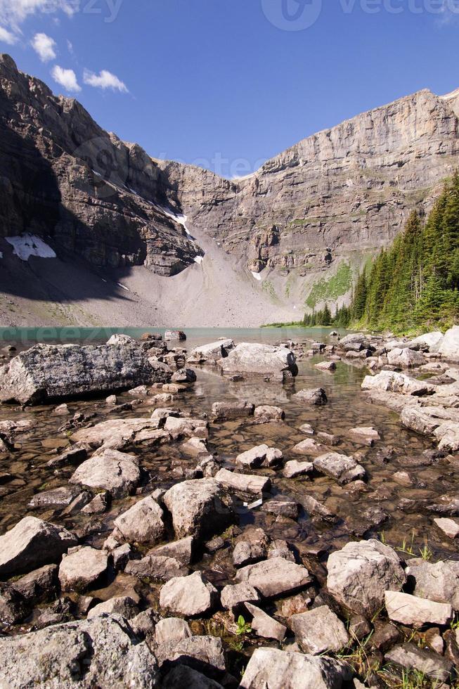 Bourgeau Lake photo