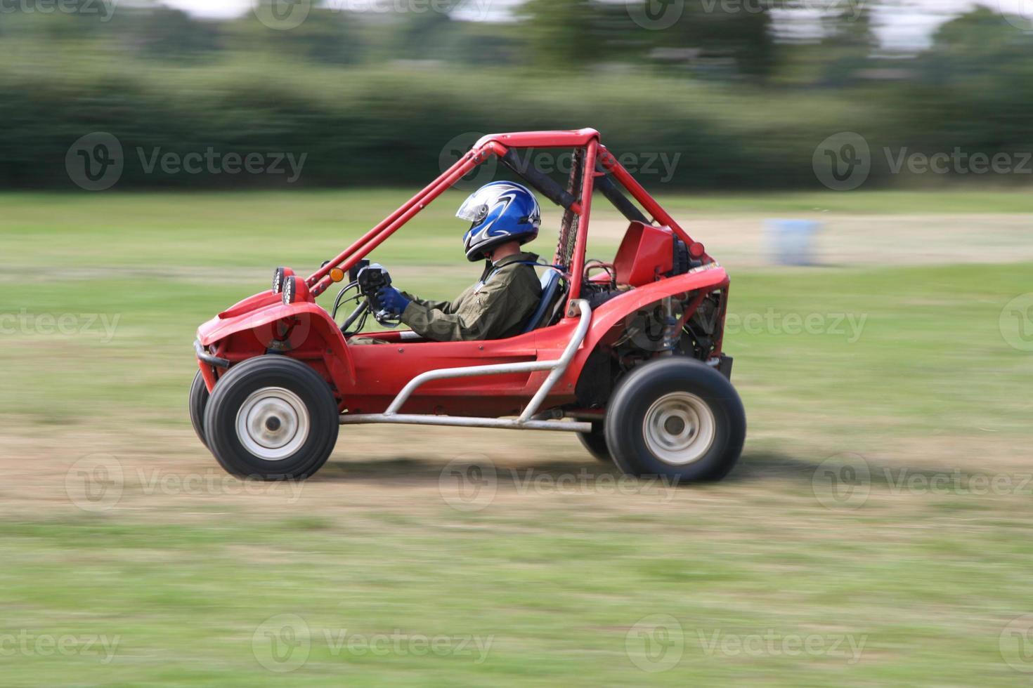 buggy de carreras foto