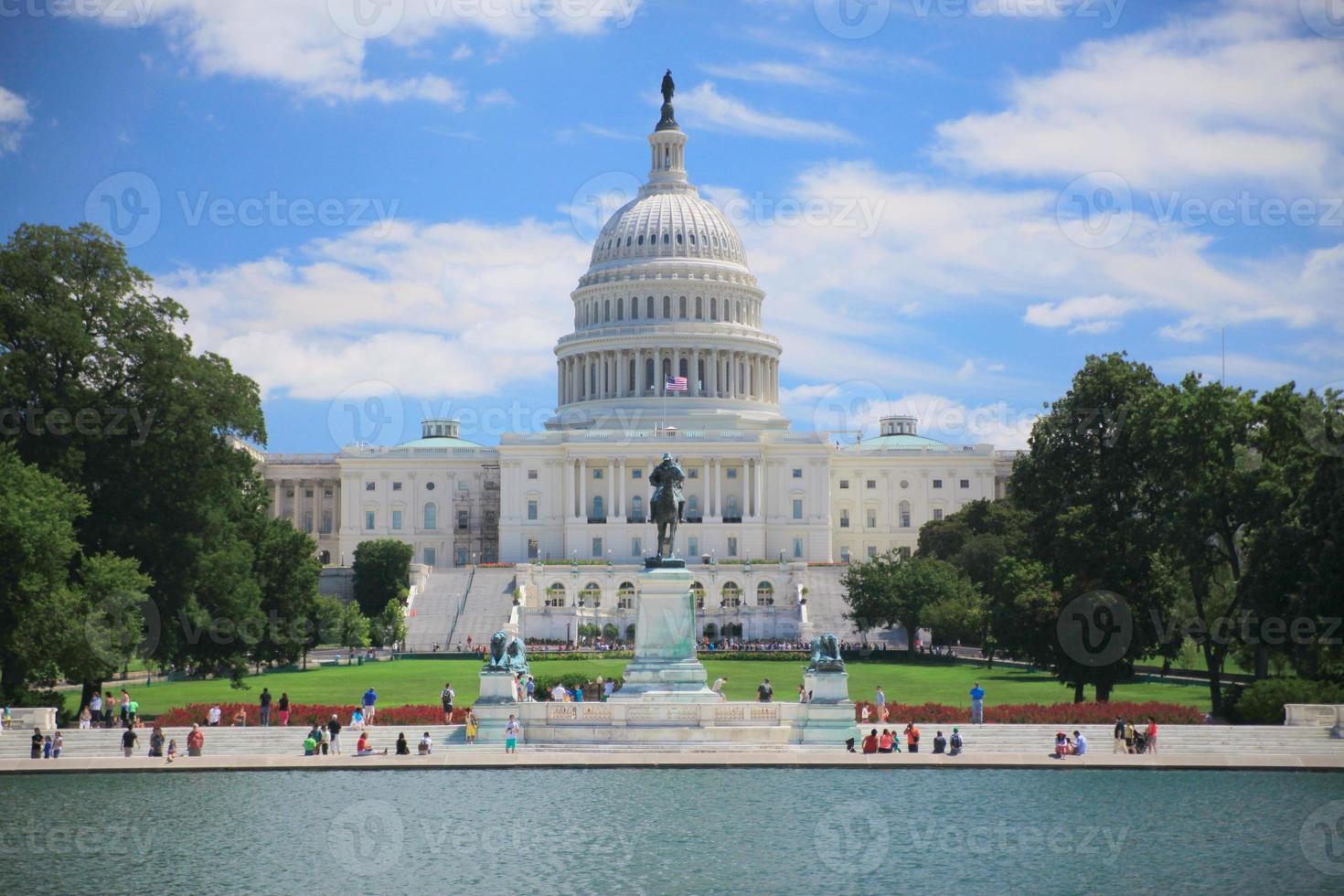 The US Capitol photo