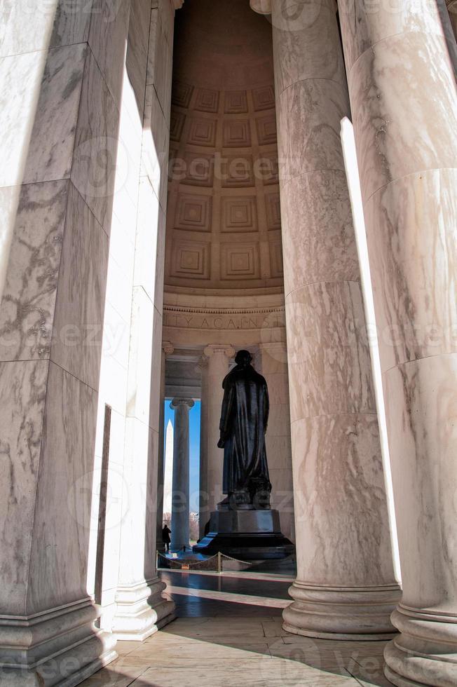 Thomas Jefferson memorial photo