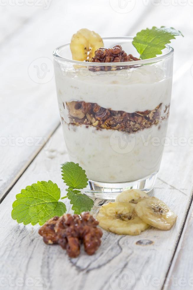 crème de banane photo