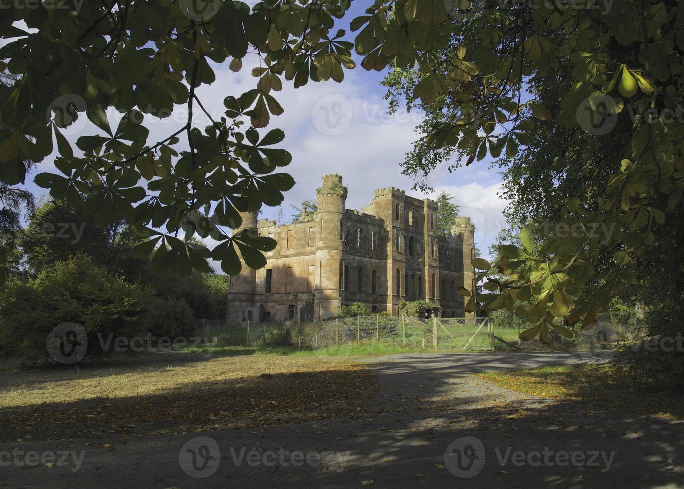 Gelston Castle photo