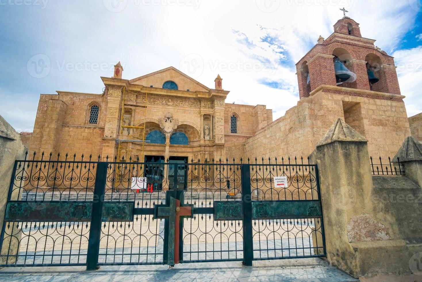 Cathedral of Santa María la Menor, Santo Domingo photo