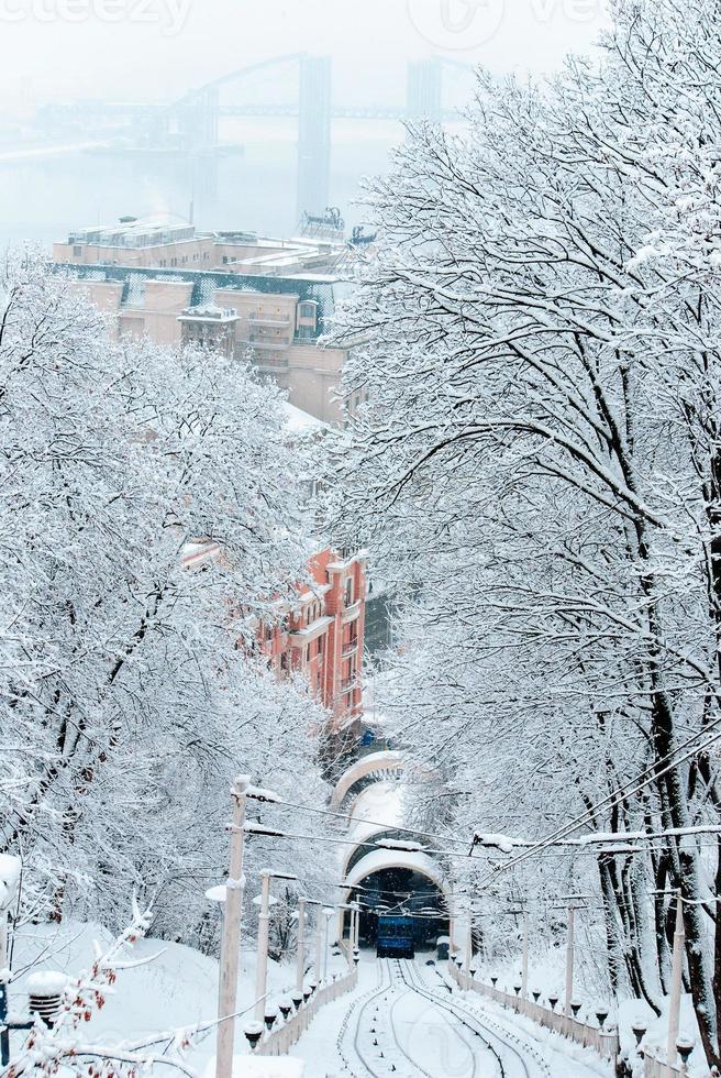 funicular de Kiev foto
