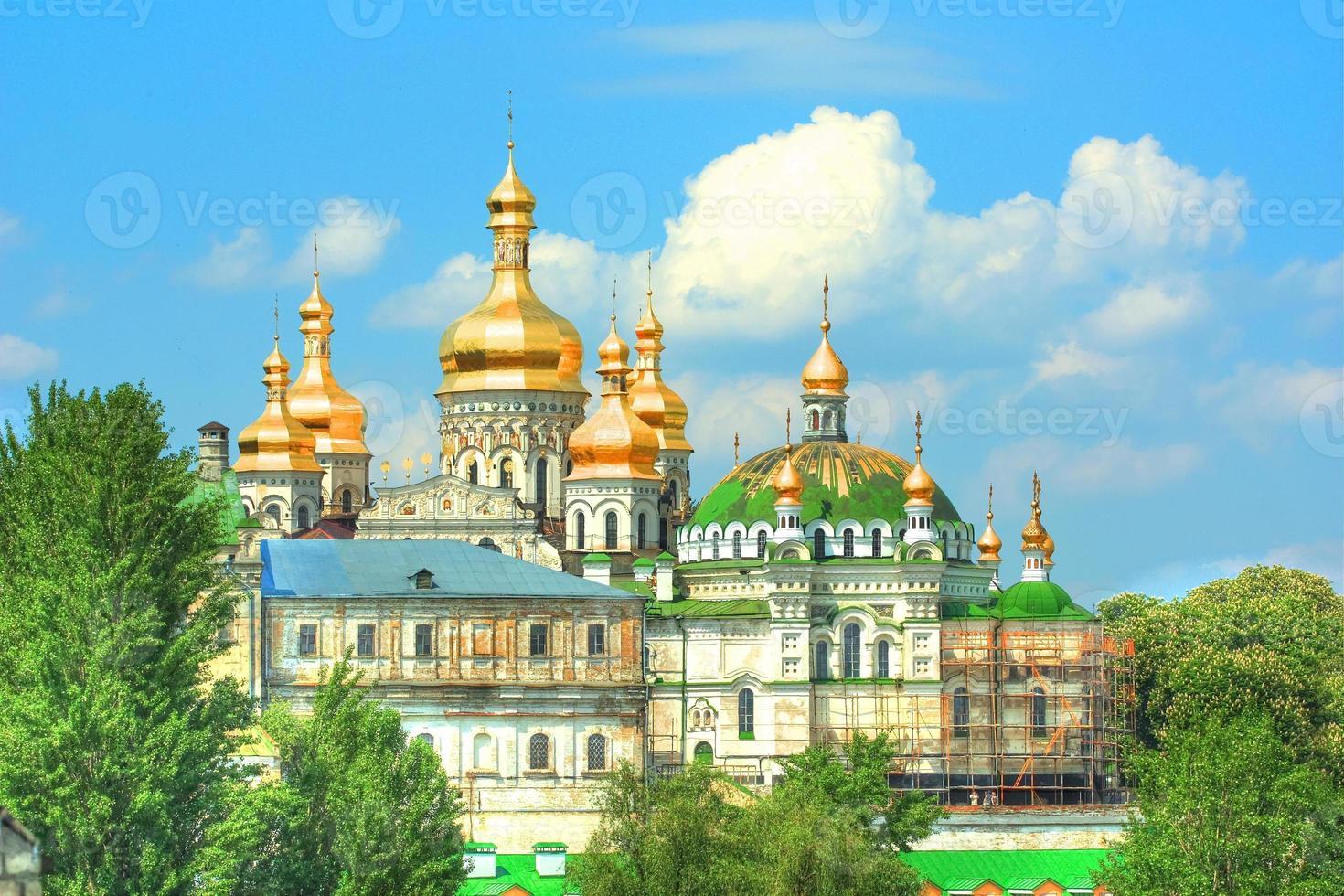 Kiev Pechersk Monastery in Kiev photo