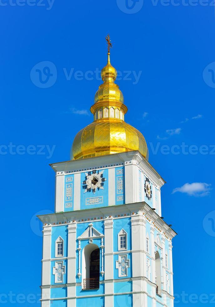 S t. Cathedrall de Michael en Kiev foto