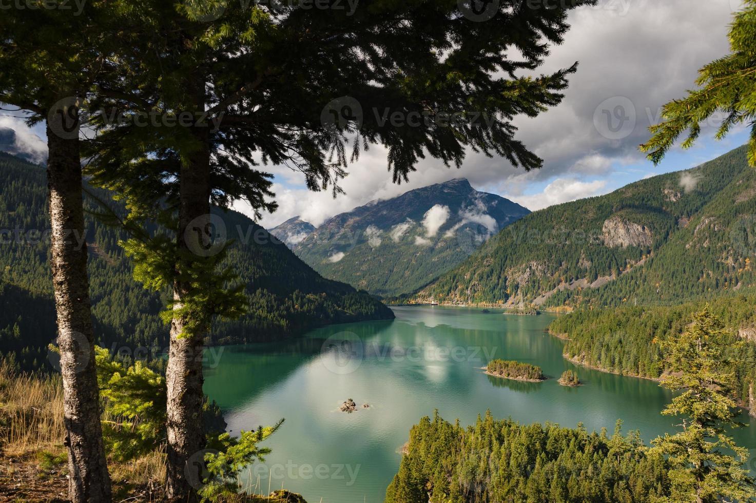 Ross Lake, Washington foto