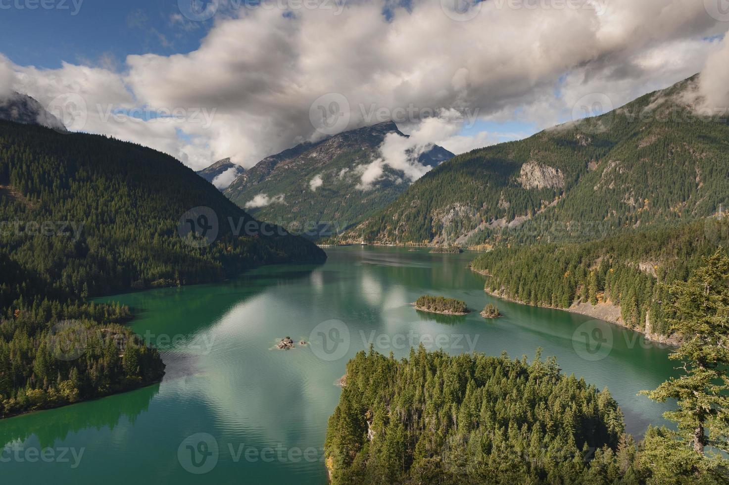 Ross Lake, Washington foto