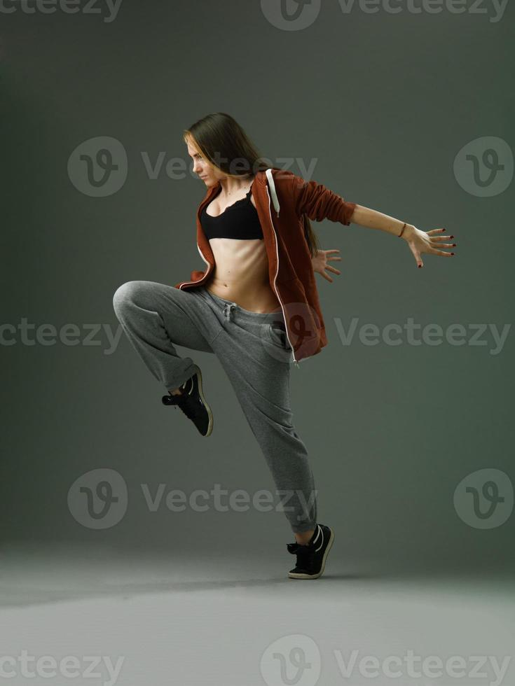 baile callejero foto