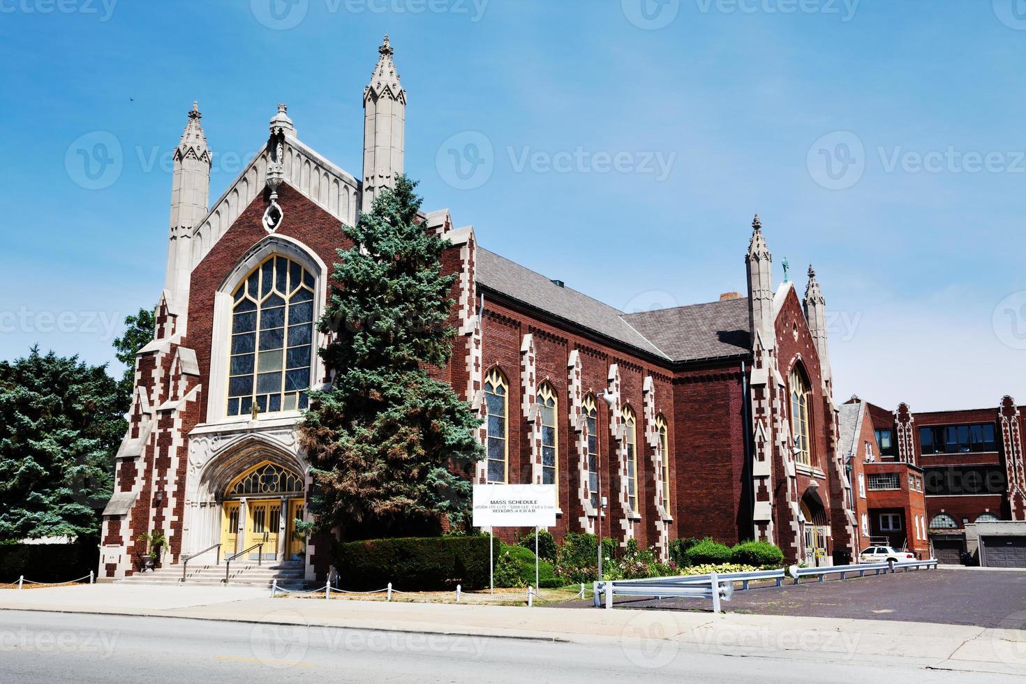 Saint Margaret of Scotland Church in Washington Heights, Chicago photo