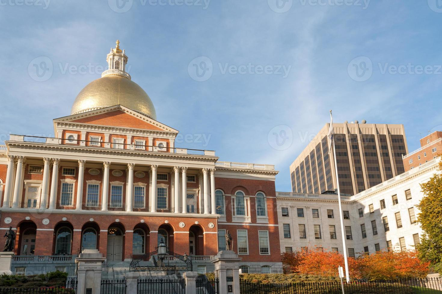 MA State house photo