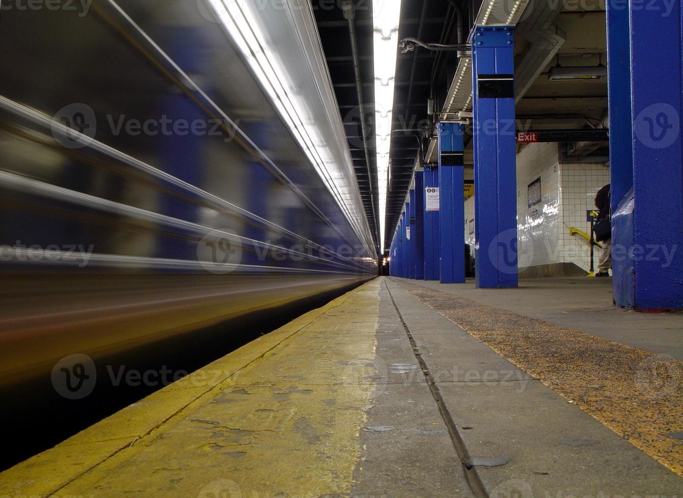 New York City Subway photo