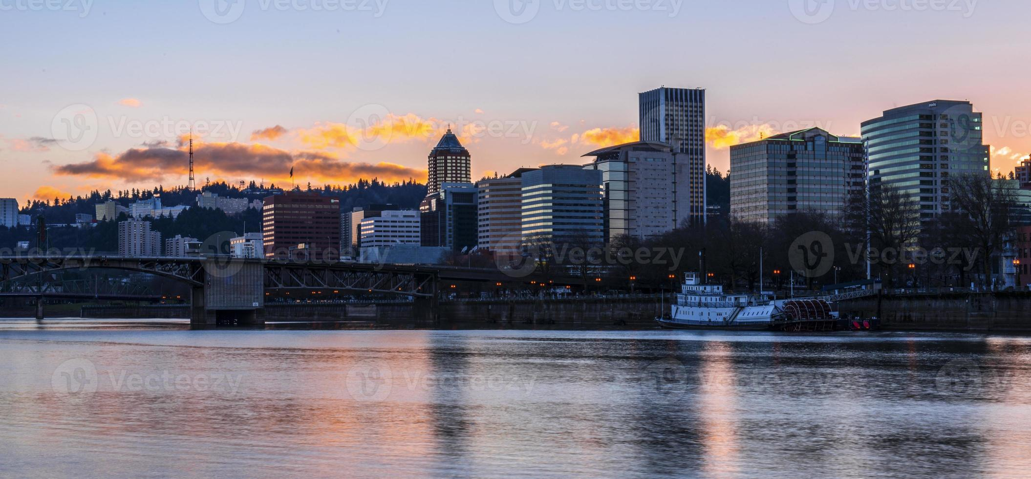 Portland Skyline photo
