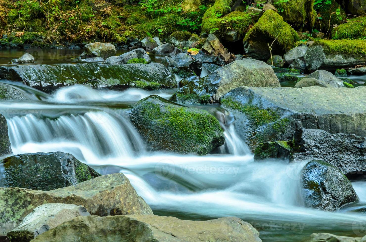 Multnomah cae en Portland Oregon foto