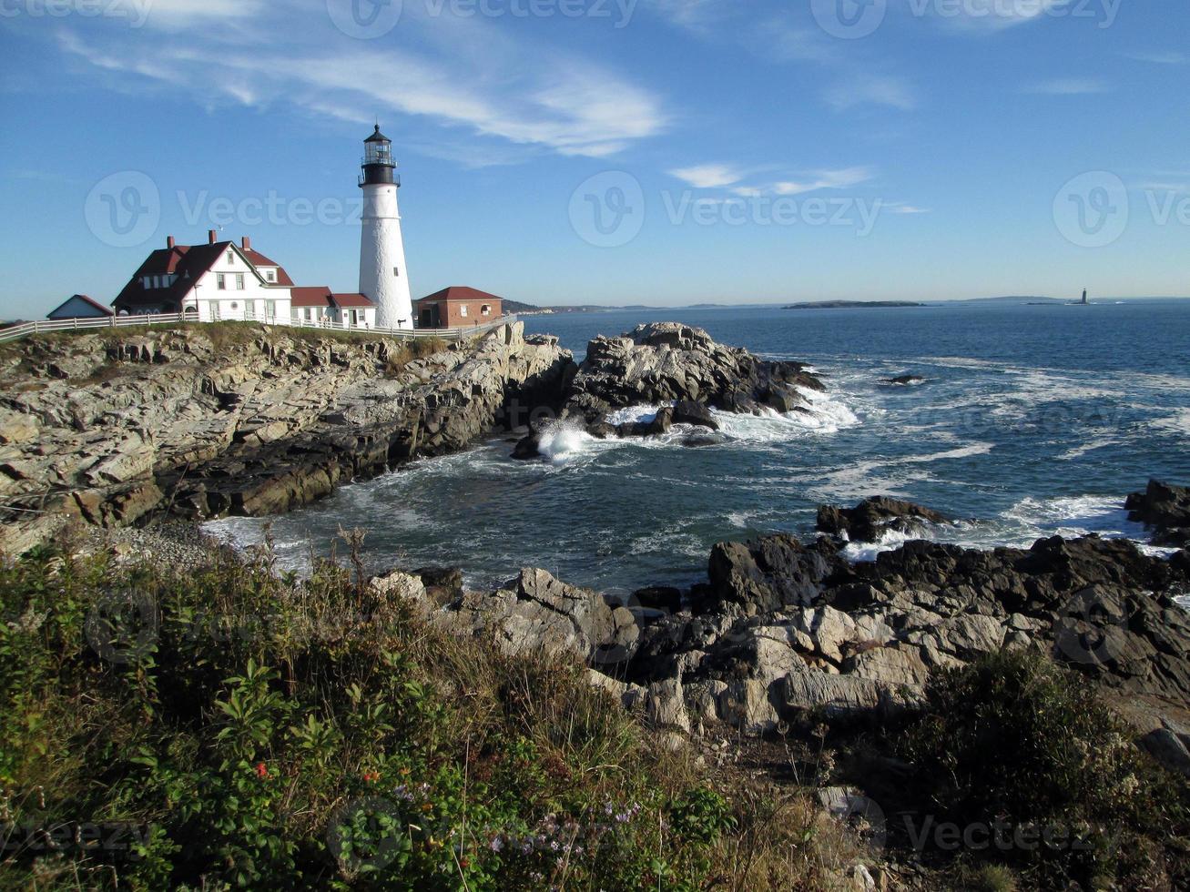 Portland Head Lighthouse ME photo