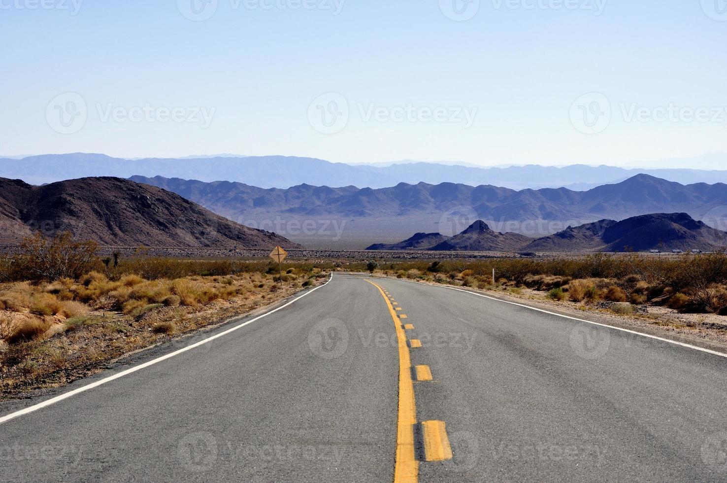Las Vegas Dessert road photo
