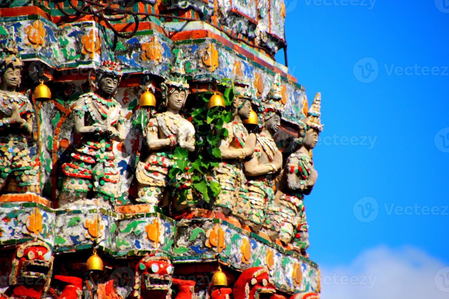 Thai Chedis photo